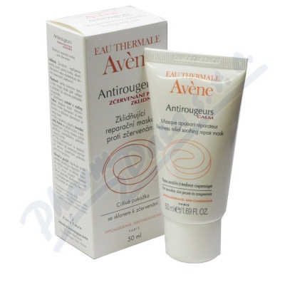 AVENE Antirougeurs calm 50ml-zklidňující maska