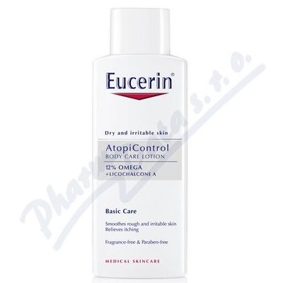EUCERIN AtopiControl tělové mléko na suchou zarudlou pokožku 250ml