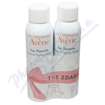 AVENE Eau Thermale 150ml DUO 1+1ZDARMA