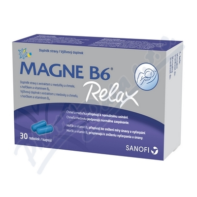 EUROPHARTEC Magne B6 Relax cps.30