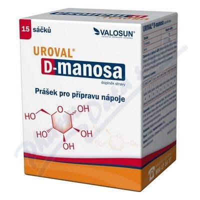 Uroval D-MANOSA 15 sáčků