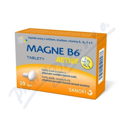 Magne B6 ACTIVE tbl.30