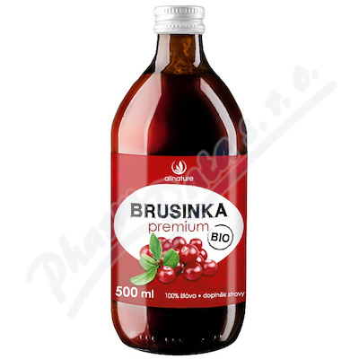 Allnature Brusinka BIO Premium 500 ml