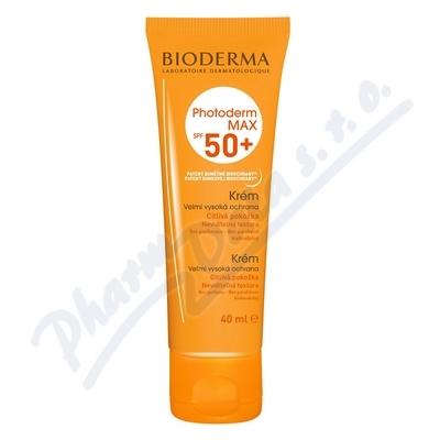 BIODERMA Photoderm MAX Krém SPF50+ 40ml