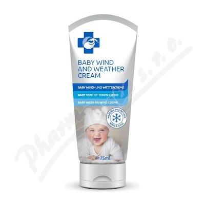 BENU Dětský krém proti chladu a větru 75ml