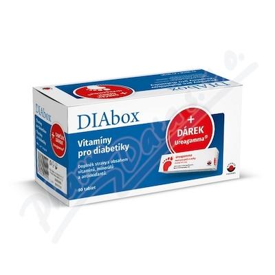 DIAbox Vitamíny pro diabetiky tbl.90 + Dárek