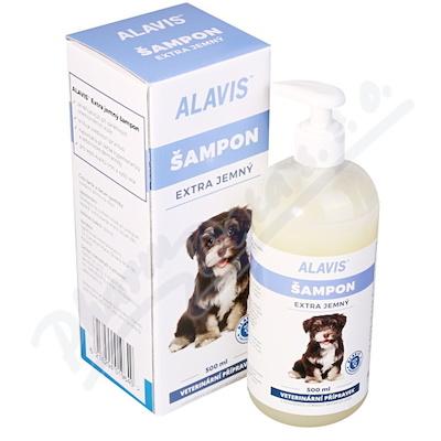 ALAVIS Extra jemný šampon 500 ml