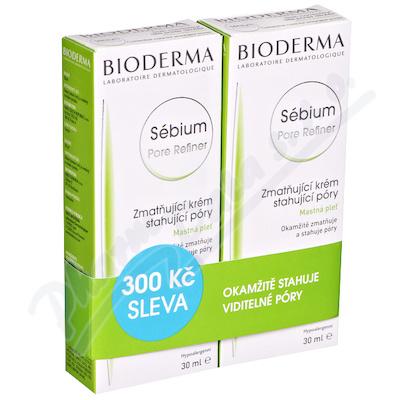BIODERMA Sébium Pore Refiner 30ml 1+1 výhodné balení
