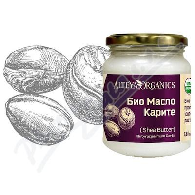 Alteya Bambucké máslo 100% Organic 200ml