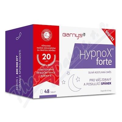 Barnys HypnoX Forte limitovaná edice tbl.48