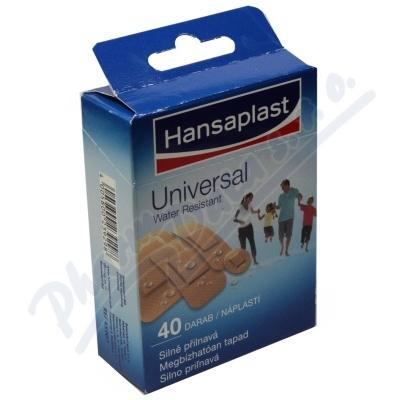 Hansaplast náplast voděodol.universal 40ks č.45907