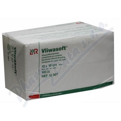 Komprese Vliwasoft nest.10x10cm-6v. 100ks