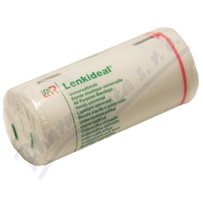 Obinadlo elastické Lenkideal krátký tah 10cmx5m-1ks