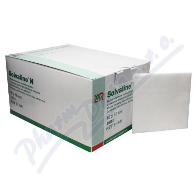 Komprese Solvaline N spec.savá 10x10cm 150ks