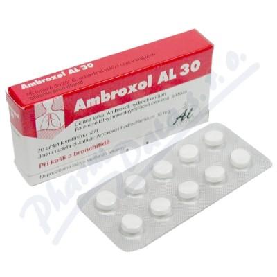 Ambroxol AL 30 tablety 20x30mg