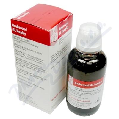 Ambroxol AL kapky 100ml/750mg (APA)