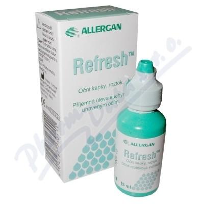 Refresh oční kapky 15ml