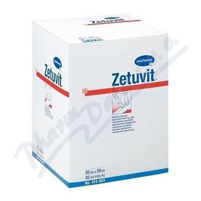 Kompres Zetuvit nester.10x20cm 30ks