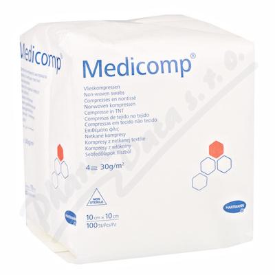 Kompres Medicomp nester.10x10cm 100ks 4218251