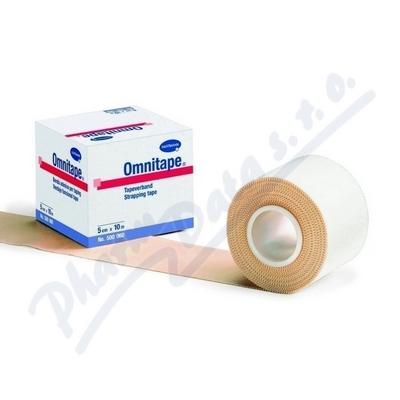 Páska fixační pro taping Omnitape 3.75cmx10m-1ks
