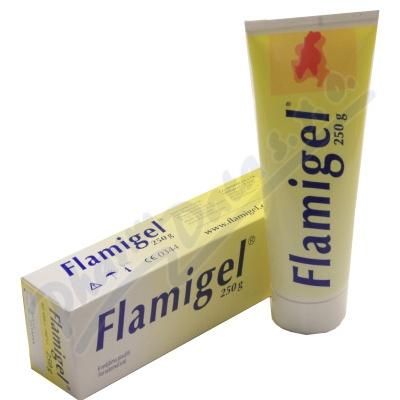 Flamigel 250ml hydrokoloid.gel na hojení ran