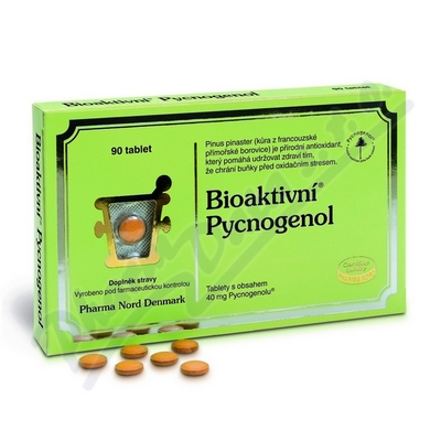 Bioaktivní Pycnogenol tbl.90