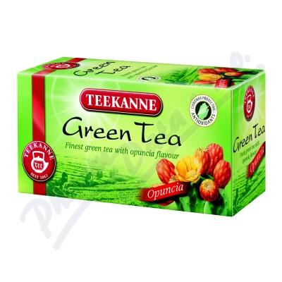 TEEKANNE Zelený čaj kaktus n.s.20x1.75g