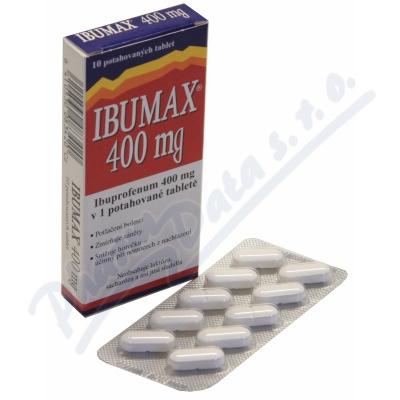 Ibumax 400mg 10 tablet