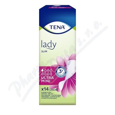 Inkontinentní vložky TENA Lady Ultra Mini 14ks 757038