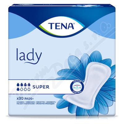 Inkontinentní vložky TENA Lady Super 30ks 761703