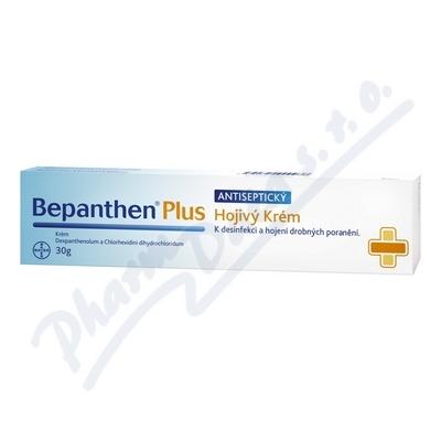 Bepanthen Plus antiseptický krém 30g