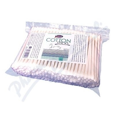 Vatové tyčinky Cotton sticks 200ks sáček