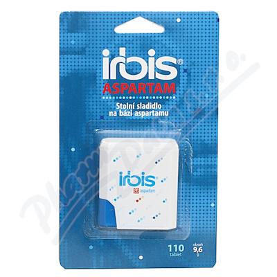 IRBIS Aspartam tbl.110 dávkovač