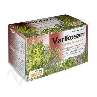 Varikosan bylinný čaj 20x1.5g (Dr.Müller)