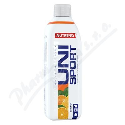 NUTREND Unisport pomeranč 1l