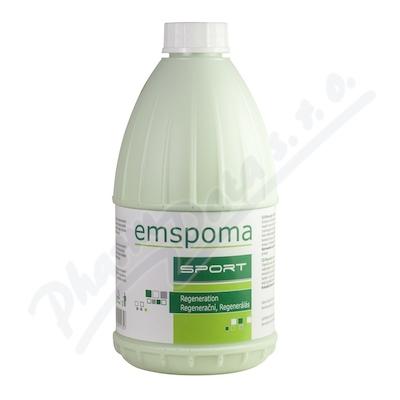 Masážní emulze Emspoma Refit 500ml