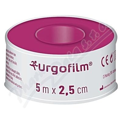 URGO FILM Fixační náplast transp. 5mx2.5cm perf.