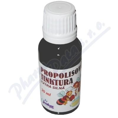 Propolisová tinktura extra silná 20ml Dr.Bojda