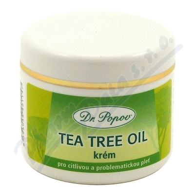 Tea Tree oil krém 50ml Dr.Popov